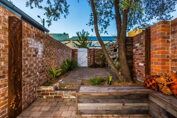 Cooks Hill landscape design