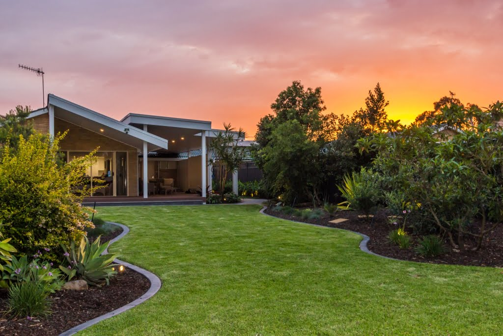 Salamander way residence mud landscape design for Innovative landscapes christchurch