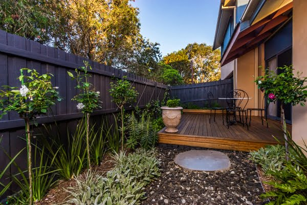 The Junction landscape design