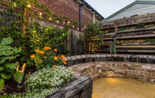Parry Street, Cooks Hill, garden design project