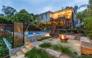 Adamstown Heights garden design project